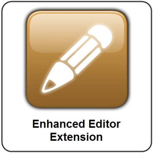 Enhanced Editor Extension