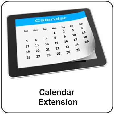 Calendar Extension