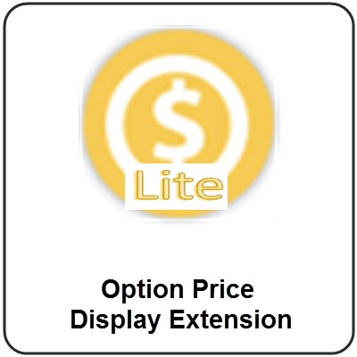 Opton Price Display