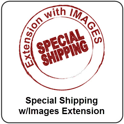 Special Shipping w/images Extension